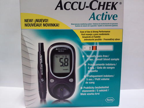 Medical Mobility Amp Disability Accu Chek Active Blood