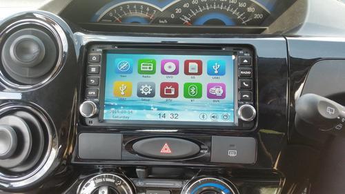 In-Car Entertainment - Toyota ETIOS GPS DVD Touch Screen ...