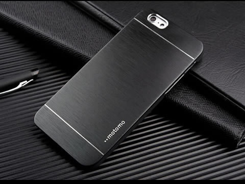 Cases, Covers & Skins - Motomo Ino Metal Case For Iphone