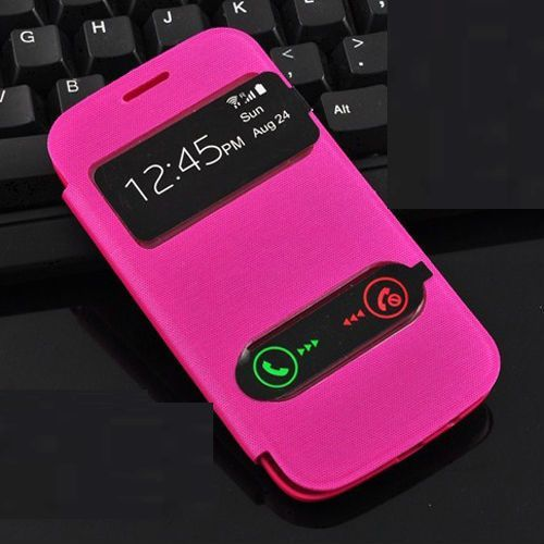 outlet store 5f2d9 907d8 Cases, Covers & Skins - GO PINK!! Samsung Galaxy J1 Ace Flip Case ...