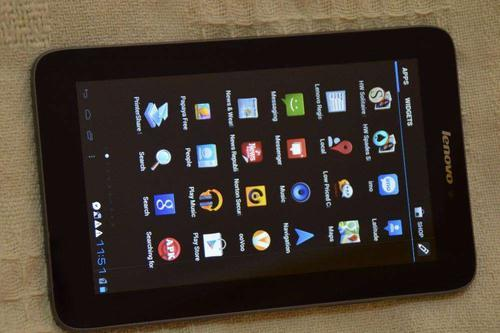 Cell Phones & Smartphones - Lenovo Ideatab A82107A-H - Dual Sim