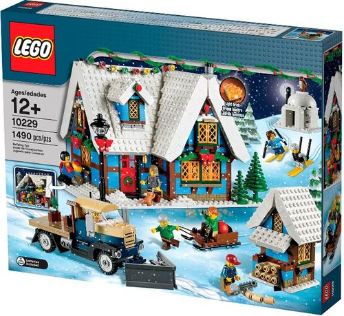 ~ New Lego Winter Village Cottage ~ Discontinued!!! (10229)