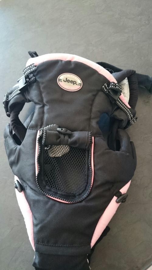 Carriers Jeep 2 In 1 Baby Carrier With Instructions Reduced