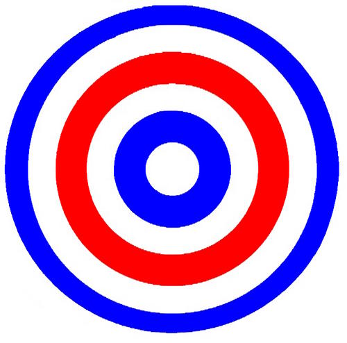 photo regarding Printable Archery Targets called Earlier mentioned 200 Printable Goals for Rifles, Air Rifles Pistols - Provided No cost through E mail