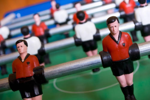 table football. iconic table football a