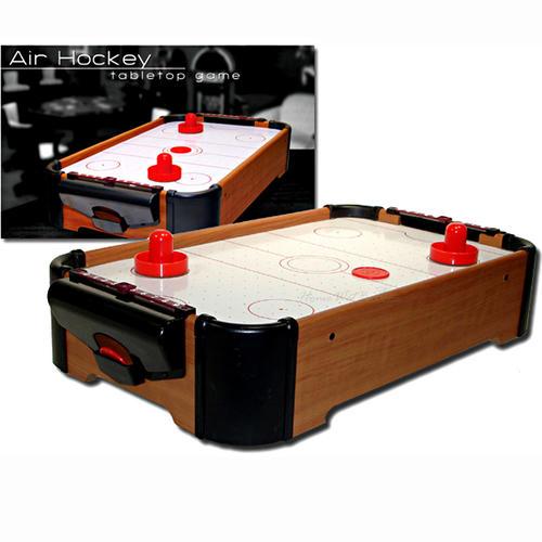 Captivating Tabletop Air Hockey Game