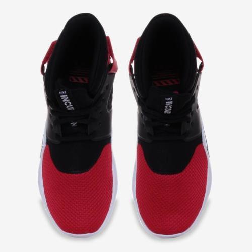 ac5bfaa50358 Sneakers - Original Mens Nike INCURSION MID UNIVERSITY RED BLACK ...