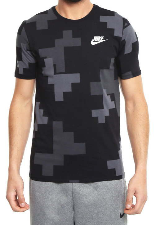 pretty nice ee457 299b2 If you want originality of dress, use the T NSW Print from Nike featuring a  geometric design adapts to any activity in your day, providing comfort for  its ...