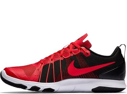 97cb0cd3181f Original Mens Nike Flex Train Aver Training Shoe UNIVERSITY RED 831568 600.  UK Size 12 (SA 12)