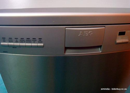 Aeg Electrolux Favorit Sensorlogic Dishwasher Manual Reasons For