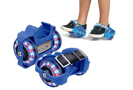 other bicycles ride ons black friday flashing roller skates assorted colors was sold for. Black Bedroom Furniture Sets. Home Design Ideas