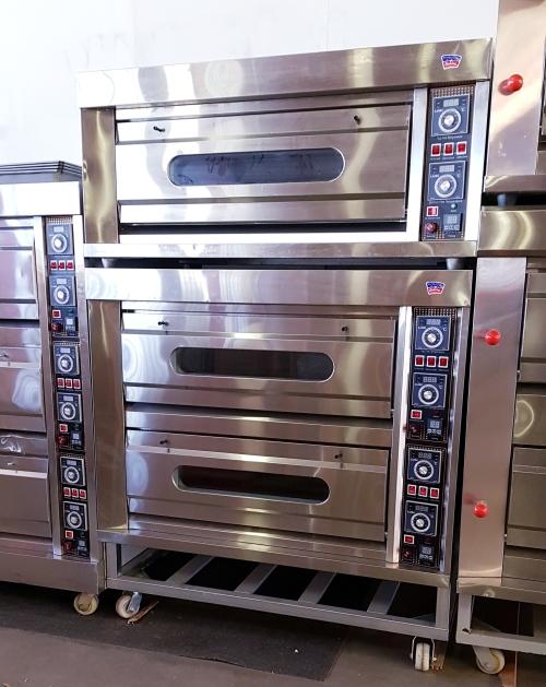 Oven For Baking Bakery Equipment Commercial Bread Deck Price Best