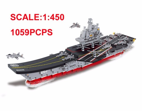 Model Boat Blocks