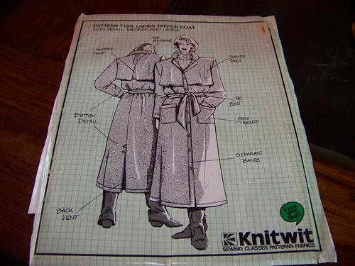 Other Sewing Accessories - KNITWIT SEWING PATTERN 7100 - LADIES ...