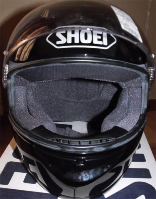 helmets shoei raid 2 helmet large unused in box was. Black Bedroom Furniture Sets. Home Design Ideas