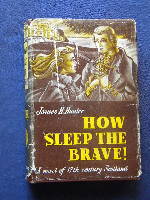 how sleep the brave