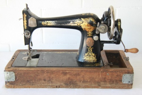 singer treadle sewing machine parts manual
