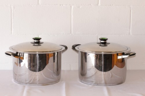 Pots A Stunning Amc Classic 18 10 Stainless Steel 30cm