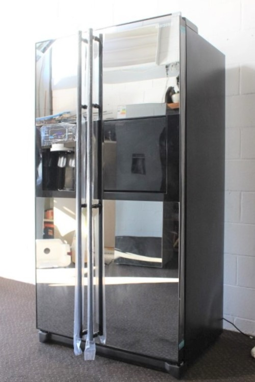 Fridges Freezers Rs17 Samsung Mirror Finish Model Rs21hfcmr