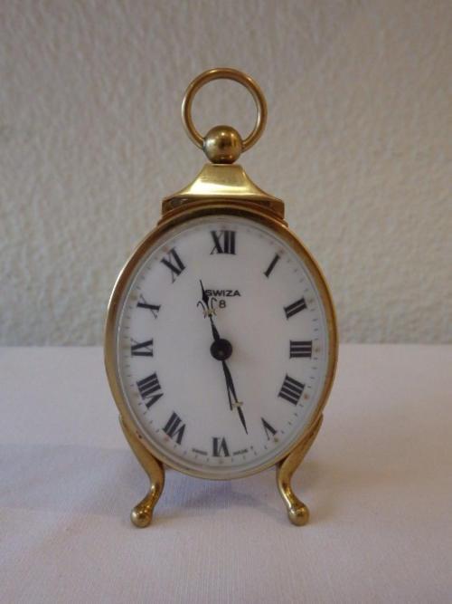 Alarm Travel Clocks A Stunning Swiss Made Vintage