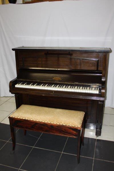 Piano Amp Organ A Stunning Antique The Claremont Murdoch