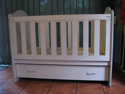 Other Furniture & Decor - Baby Cot with Compactum was sold ...