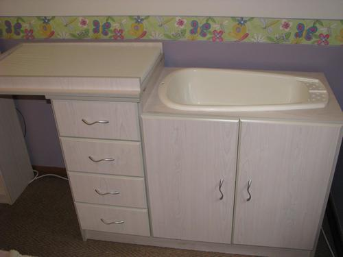 Other Nursery Baby Cot With Compactum Was Sold For R2
