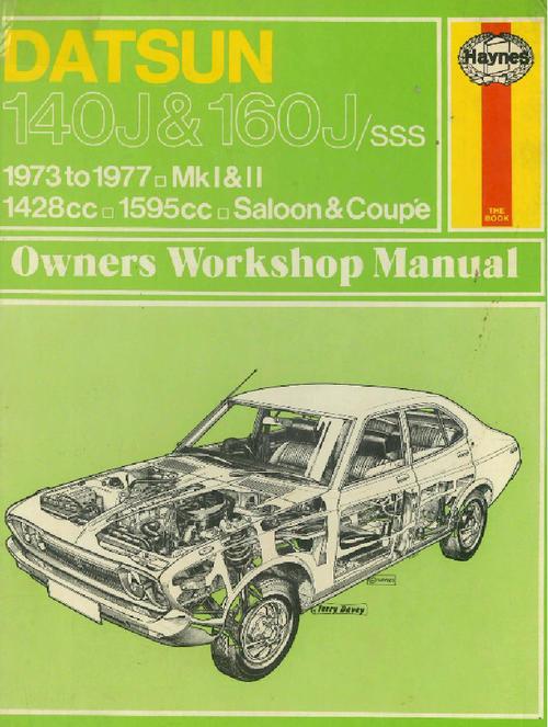 Workshop Manuals  Sss 1973