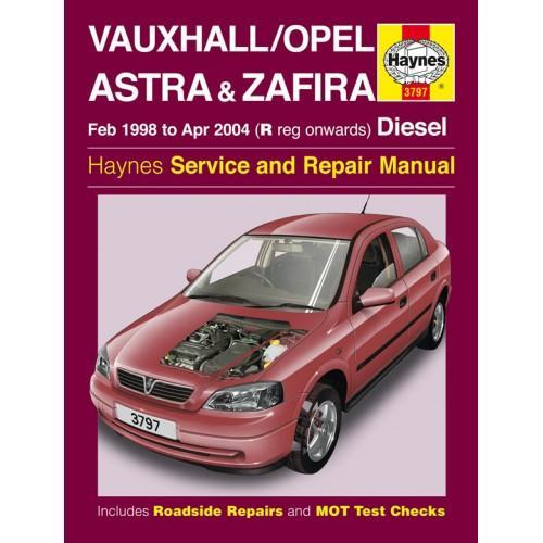 workshop manuals haynes 3797 opel astra zafira 1998 to 2004 rh bidorbuy co za Haynes Repair Manuals Mazda Auto Repair Manuals Online