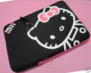 low priced 74c3e bd25a hello kitty laptop bag 14 inch in pink ... 6f7d4d0d20