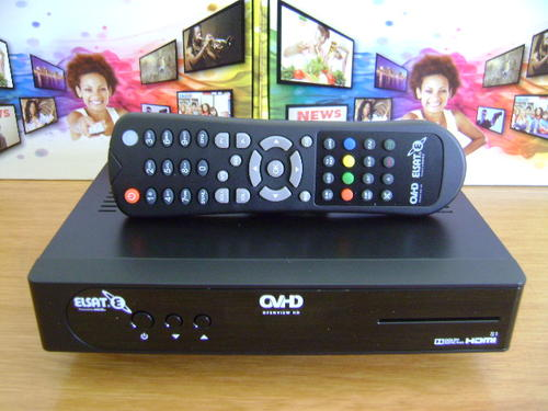 StarSat Decoders - OPEN VIEW HD Installation Durban only was