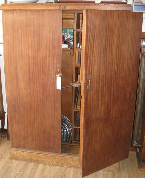 Kitchen Island Johannesburg: 1930's Compactom Clothing Cabinet/Wardrobe Was