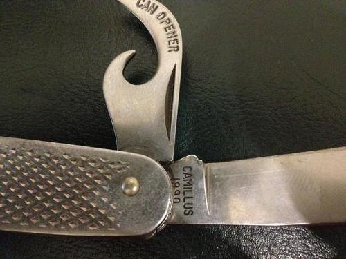 Knives Amp Daggers Camillus 1990 Canadian Army Edition C5