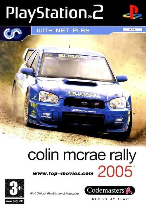 crack colin mcrae rally 2005 no cd