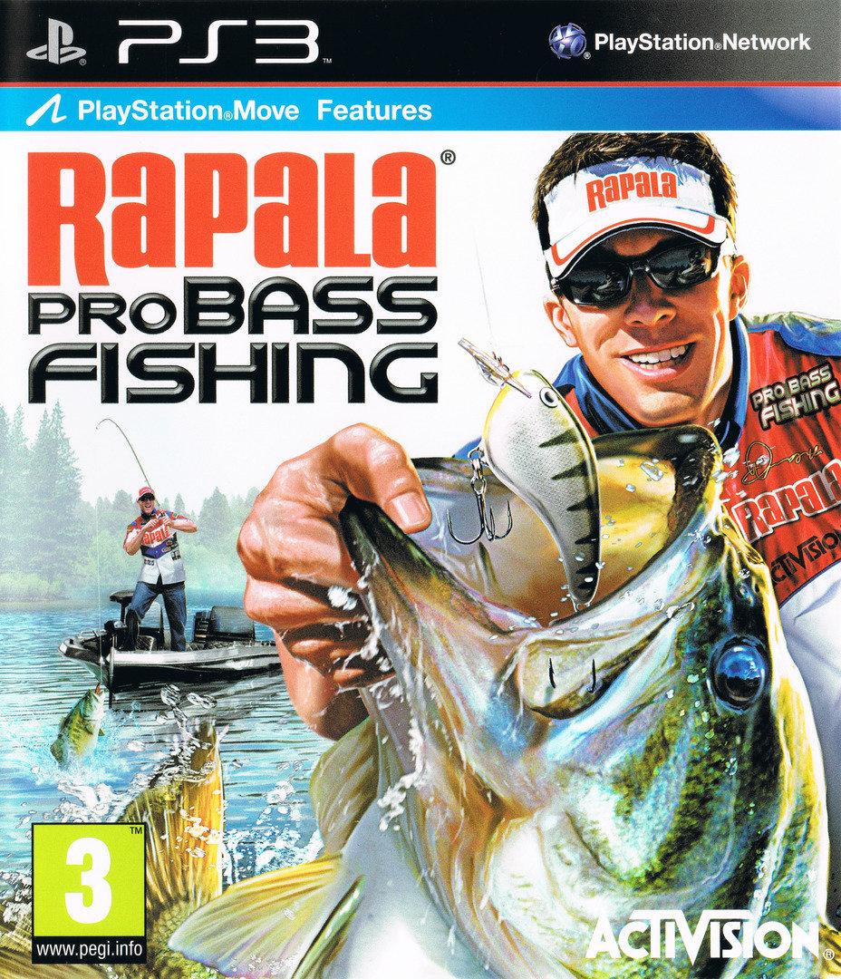 Games ps3 rapala pro bass fishing bid to win was for Professional bass fishing