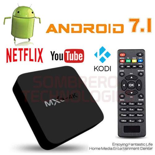 Digital Media Players & Streamers - OTT TV Box 4K Ultra HD ( Android