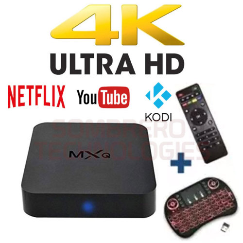 Digital Media Players & Streamers - Android TV Boxes, Android 7 1 TV
