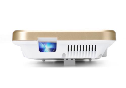 Projectors mini dlp projector 39 ibeam i60 39 projector for Mini projector for iphone 6