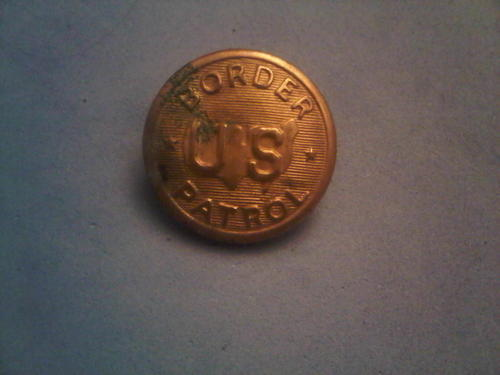 US Patrol Military Button