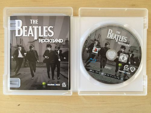 Games - The Beatles Rock Band (PS3) was listed for R80 00 on
