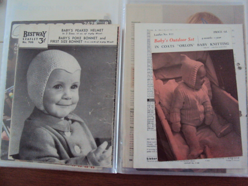 36a5e1cfe Patterns - Collection of BABY KNITTING PATTERNS over 35 plus 41 ...