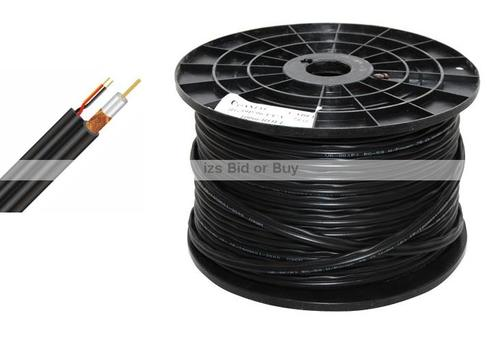 the advantages to using rg59 cable is that its more durable and can be  run in long distances without interference
