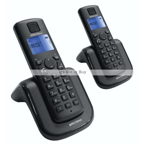 telephones bell phones duo cordless phone wow was listed for on 23 mar at 12 46. Black Bedroom Furniture Sets. Home Design Ideas