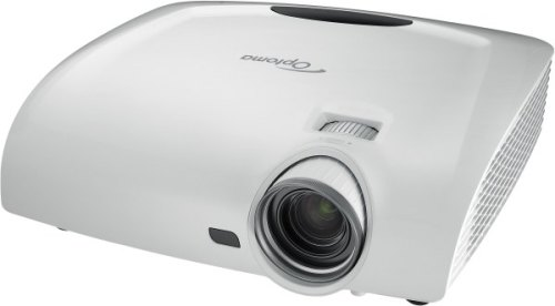 ***Stunning As New Optoma HD33 home theatre projector *** Remote include***  Low run Time