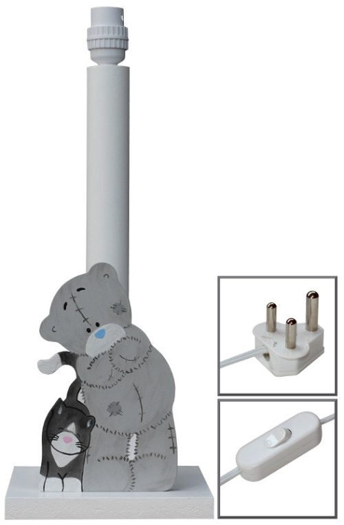 Tatty Teddy Lamp Base
