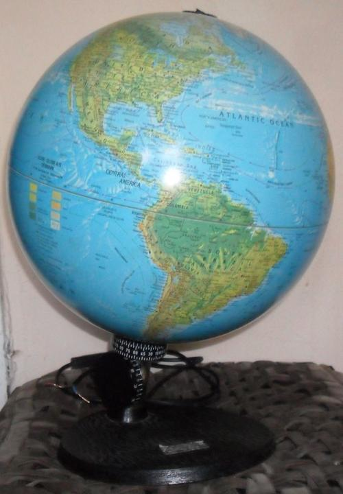 I Buy Fast >> Globes - SCAN GLOBE A\S DENMARK - DIAMETER 30CM was sold for R350.00 on 5 Dec at 20:02 by sweet ...