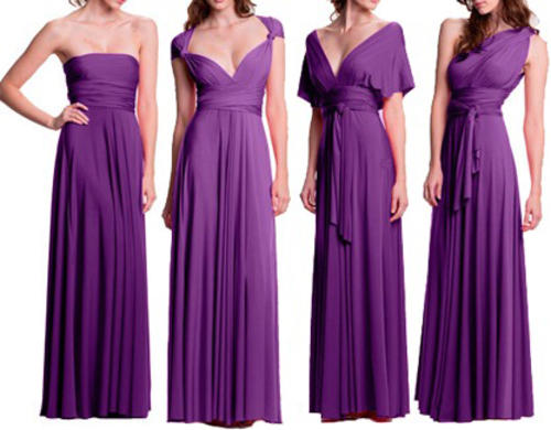 Formal Dresses Infinity Dress Long Length Was Sold For