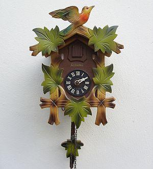 Cuckoo Amp Wall Clocks A Vintage Cuckoo Clock Made In West