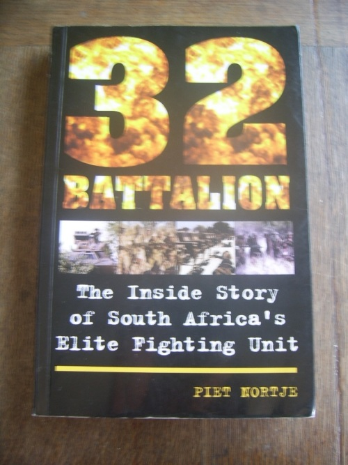 the terrible ones the complete history of 32 battalion