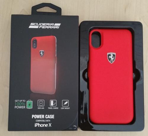 cheap for discount 3f3e4 1e432 Cases, Covers & Skins - Scuderia Ferrari Power Case Compatible With ...